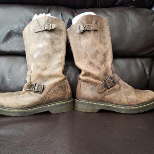 Dr Martens ladies boots 9